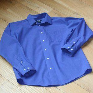 Class Club Blue Shirt Size 14